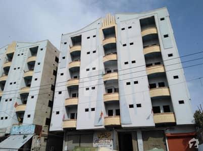 ہالا ناکا حیدر آباد میں 1 کمرے کا 2 مرلہ فلیٹ 22 لاکھ میں برائے فروخت۔