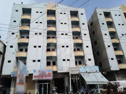 ہالا ناکا حیدر آباد میں 1 کمرے کا 4 مرلہ فلیٹ 31.8 لاکھ میں برائے فروخت۔