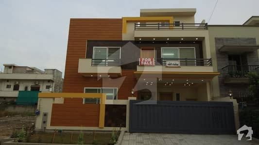 Brand New Double Unit House Is Available For Sale In G134 Islamabad