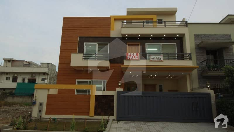 Brand New Double Unit House Is Available For Sale In G-13/4 Islamabad