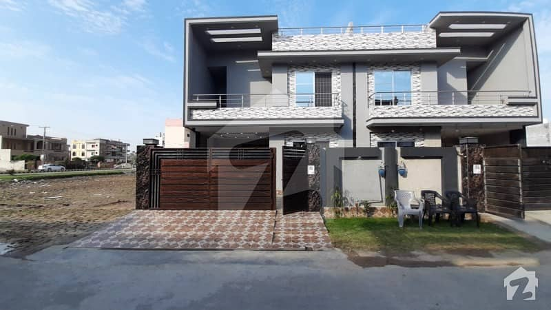 10 Marla House For Sale In B Block Of Architects Engineers Society Lahore