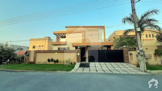 1 Kanal Brand New House For Sale In A Block Of Valencia Housing Society Lahore