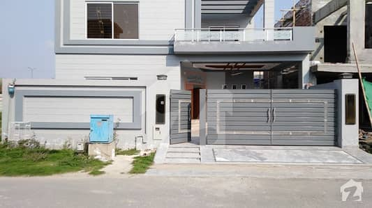 10 Marla Brand New House For Sale In D Block Of DHA 11 Rahber Phase 1 Lahore