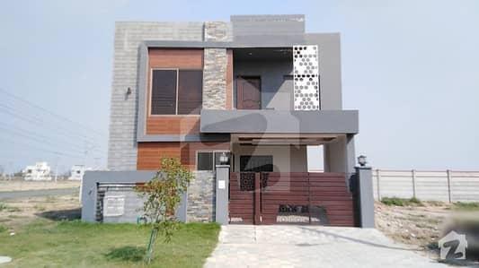 6.25 Marla Brand New House For Sale In B Block Of Halloki Gardens Lahore