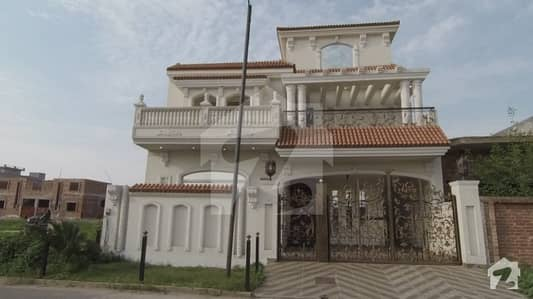 10 Marla Brand New House For Sale In Palm Villas Lahore