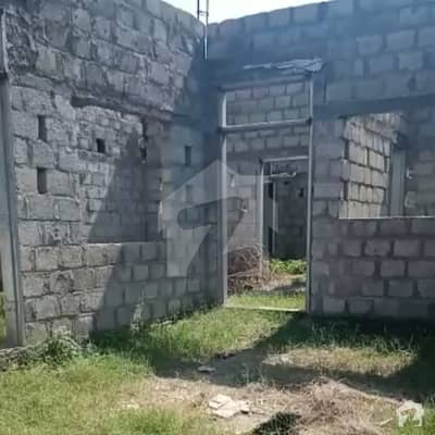 Grey Structure House Is Available For Sale