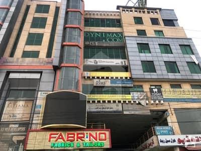 یونیورسٹی روڈ پشاور میں 1 کمرے کا 2 مرلہ فلیٹ 58 لاکھ میں برائے فروخت۔