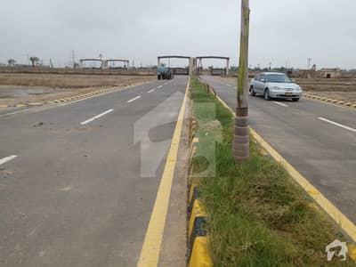 Plot For Sale In Punjabi Saudagaran City 12  Phase 34