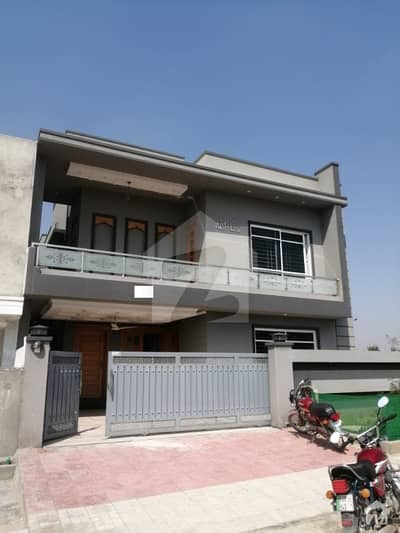 10 Marla Brand New Double Unit House For Rent In C Block Phase 8