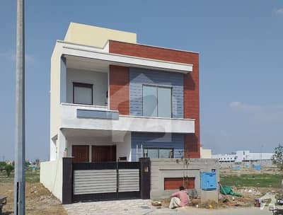 5 Marla House No 230 For Sale - Block N