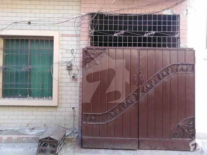 3.25 Marla House Is Available For Sale In Rasheed Nagar Nisar Colony Faisalabad
