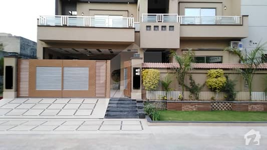 1 Kanal Brad New House For sale In D Block Of Punjab Govt Employee Cooperative Housing Society Phase 2 Lahore