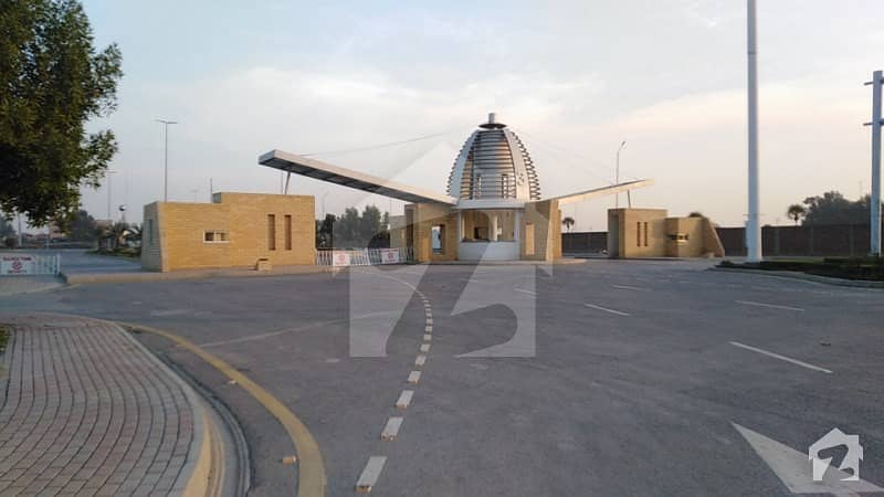 10 Marla On Ground Possession Plot Is For Sale In Bahria Orchard Phase 4