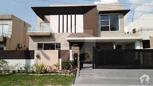 1 Kanal Brand New House For Sale In B Block Of State Life Phase 1 Lahore