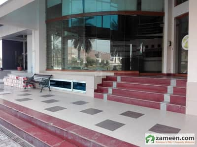 8 Marla Commercial Building For Rent Phase 3 Main Road Khayabaneiqbal Xx Commercial DHA Lahore
