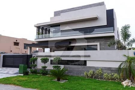 Dha Phase 6 Lahore Block B Brand New House For Sale