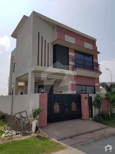 House For Sale In Dha 9 Town Block C Lahore