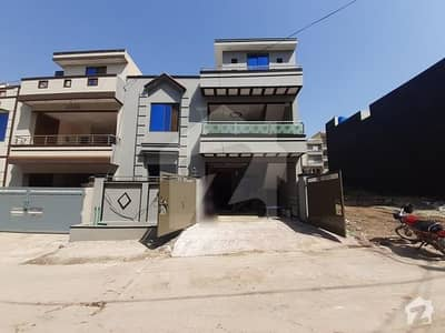 6 Marla Double Story House For Sale At Ideal Location