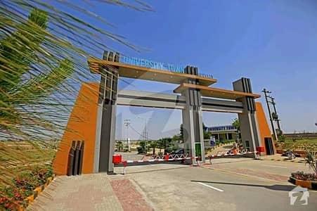 یونیورسٹی ٹاؤن ۔ بلاک اے یونیورسٹی ٹاؤن اسلام آباد میں 10 مرلہ رہائشی پلاٹ 33 لاکھ میں برائے فروخت۔