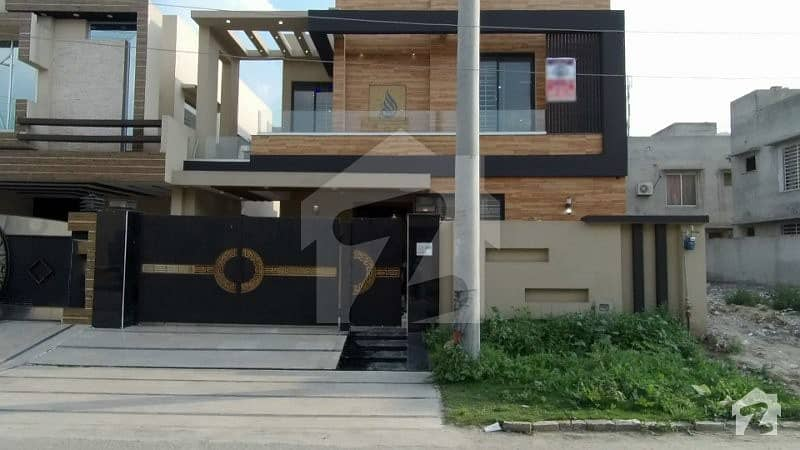 10 Marla Brand New House For Sale In Woods Block Of Paragon City Lahore