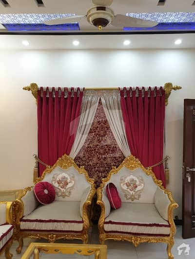 5 Marla Furnished Brand New House For Sale In Aa Block Sector D Bahria Town Lahore