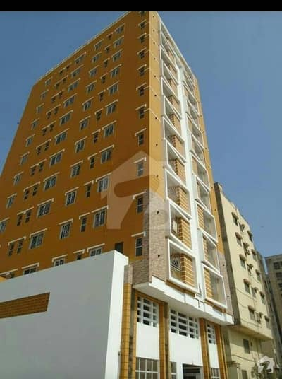 Brand New  3 Bedrooms Apartment For Sale In Clifton Block 1 Karachi