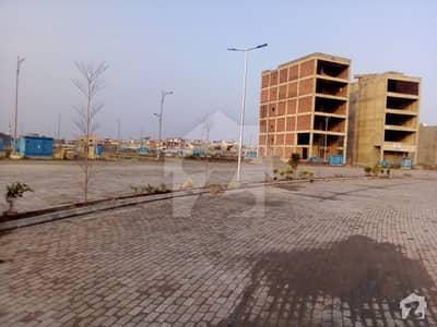 8 Marla Commercial plot For Sell in DHA Pahse 8