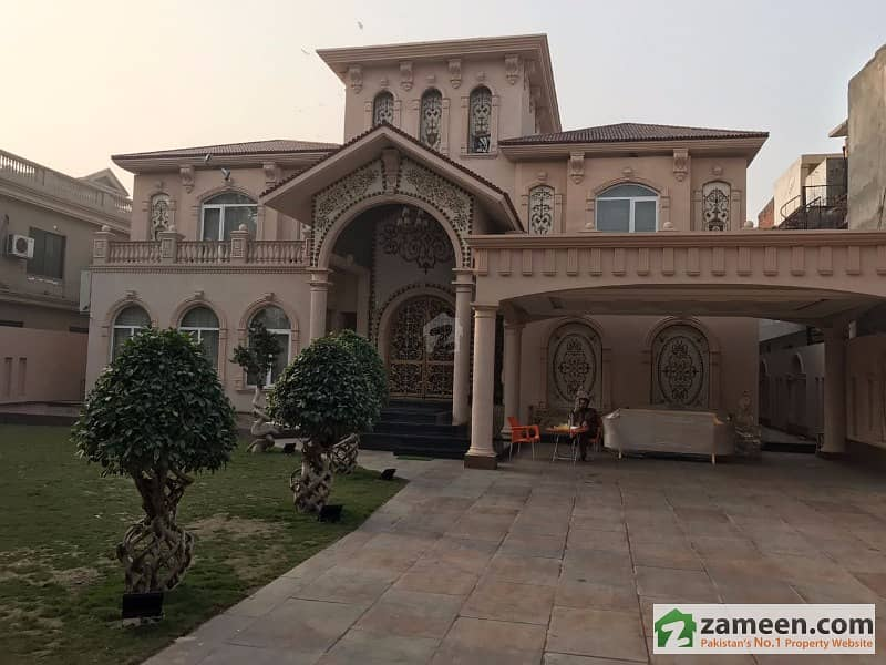 3 Kanal Brand New Royal Palace Model Town Model Town Lahore