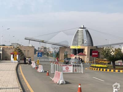 8 Marla Commercial Plot For Sale On Low Price Bahria Orchard Lahore Phase 4