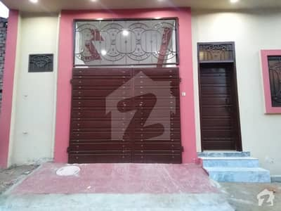 2.5 Marla Double Storey House Is Available For Sale On Purana Shujabad Road Niaz Town Nultan