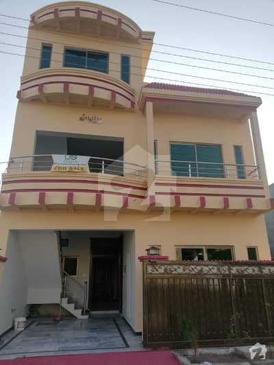 Beautiful Constructed 5 Marla Double Storey House Available For Sale