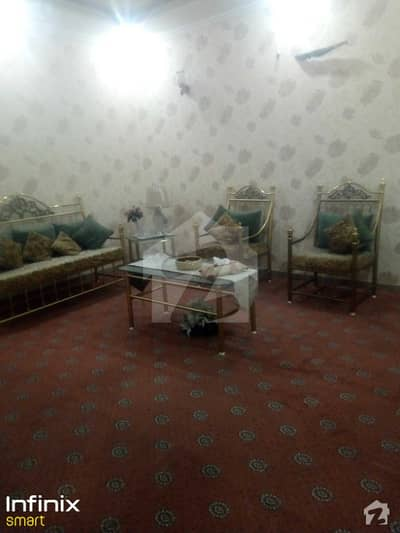 10 Marla Furnished Upper Portion Vacant For Rent