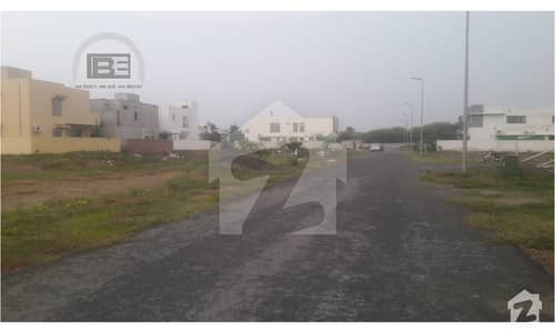 Best For Investors 5 Marla Residential Plot No 694 For Sale In Dha Phase 9 Town C Block