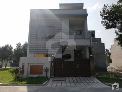 5 Marla Brand New House Is Available For Sale In Citi Housing Phase 1 Block DD Gujranwala