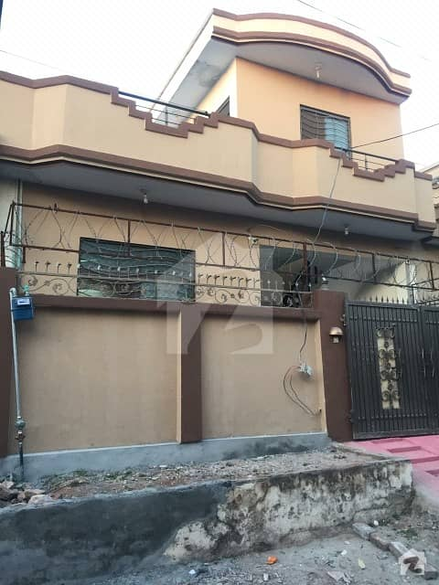 5 Marla Single Storey House For Sale At Ideal Location  Airport Society