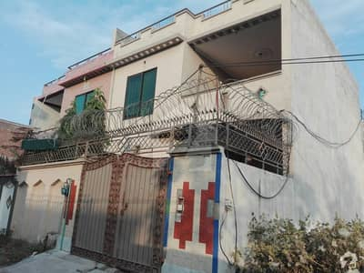 شادمان کالونی گجرات میں 4 کمروں کا 6 مرلہ مکان 80 لاکھ میں برائے فروخت۔