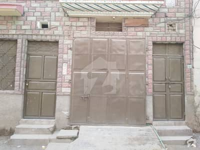 Well Built House Available In Good Location