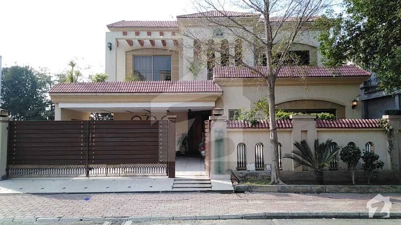 1 Kanal Old House For Sale In Overseas A Block Of Bahria Town Lahore