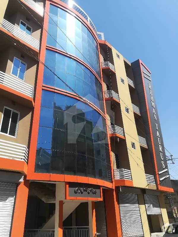 ایچ ۔ 13 اسلام آباد میں 2 کمروں کا 2 مرلہ فلیٹ 22 لاکھ میں برائے فروخت۔