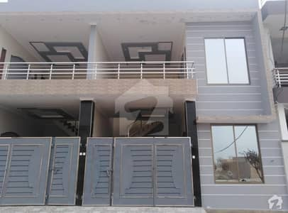 4.59 Marla Double Storey House For Sale