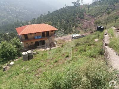 Beautiful Residential Plot in Murree on Prime Location