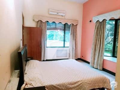 E7  Independent  03  Bedroom Fully Furnished  Upper  Portion For Rent