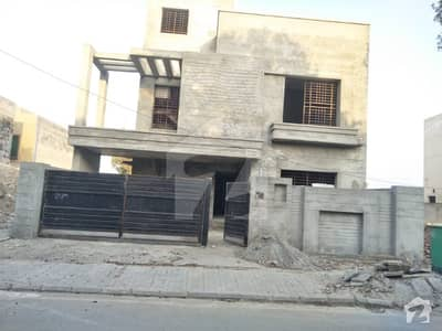 1075 Marla Brand New Gray Structure For Sale At Very Reasonable Price In Bahria Town Lahore