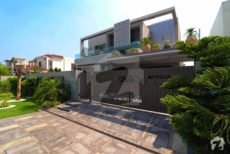 Grohe Fittings 1 Kanal Brand New 5 Beds House Available For Sale Near To Kids Entertainment Area