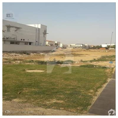 Urgent For Sale 1 Kanal Residential Plot On Very Hot Location In Dha Phase 3 X Block