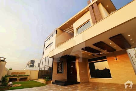 Antique Design Brand New 1 Kanal 5 Bed Bungalow Available For Sale