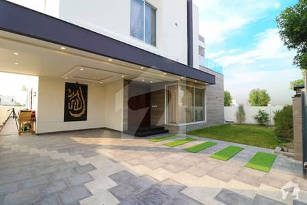 Unique Design Fully Furnished Brand New 1 Kanal Luxuries Bungalow For Sale