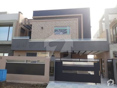 10 Marla Beautiful Design Brand New House Available Urgent Sale