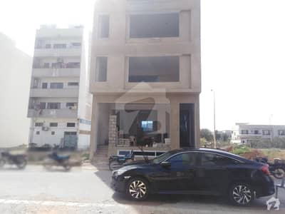 Ground + 4 Floors Building With Basement Is Available For Sale In Phase 7 Extension
