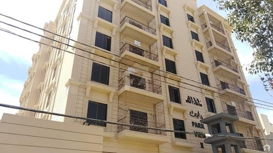 طارق روڈ کراچی میں 3 کمروں کا 6 مرلہ فلیٹ 2.75 کروڑ میں برائے فروخت۔